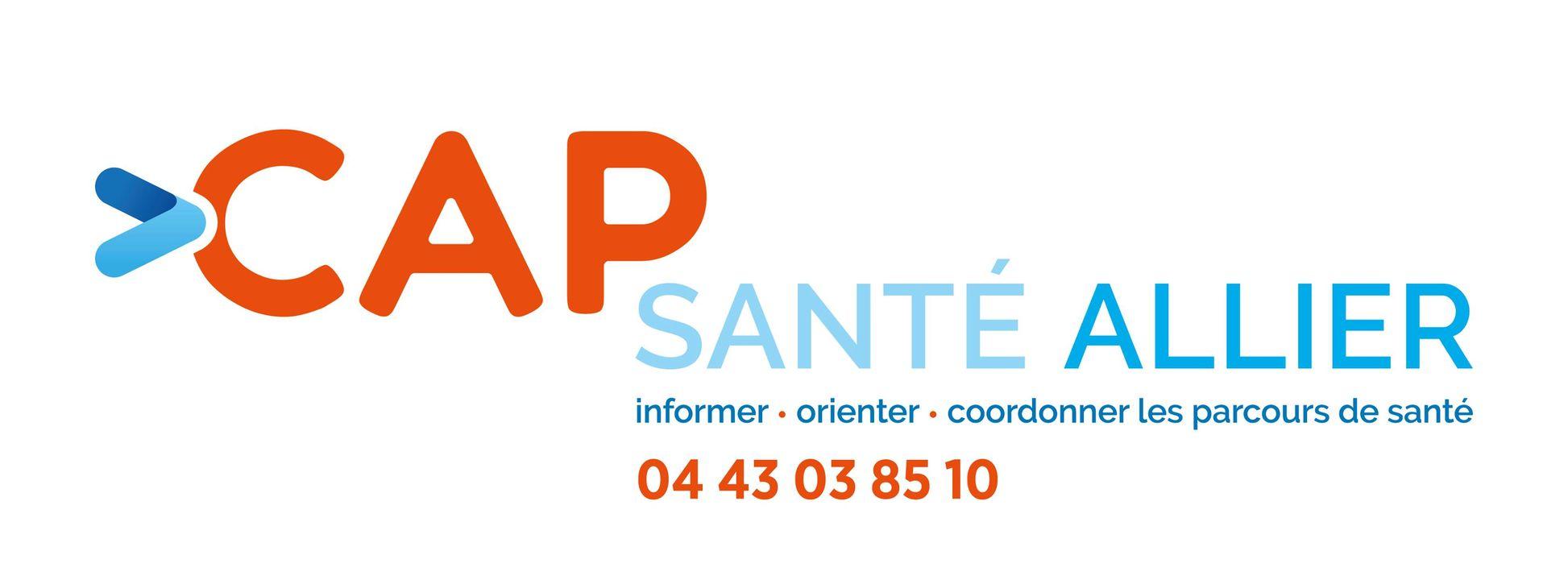 Cap Santé Allier (logo)